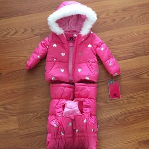 Weatherproof 18 Month, 2 Piece Snow Suit. NWT